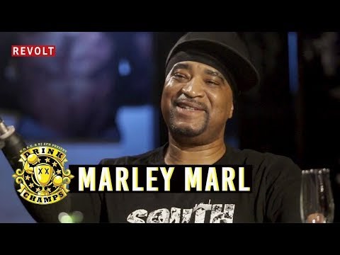 Marley Marl | Drink Champs (Full Episode)