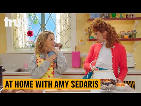 At Home With Amy Sedaris - Chassie vs. the Baby (Clip) | truTV