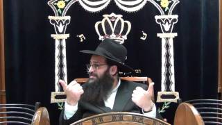 """הרב מנחם אברהם ביטון – פרשת תרומה (ה'תשע""""ה)"""