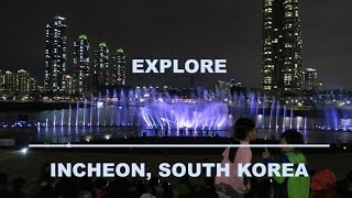 Incheon South Korea  city pictures gallery : Explore Incheon, South Korea Sep. 2015