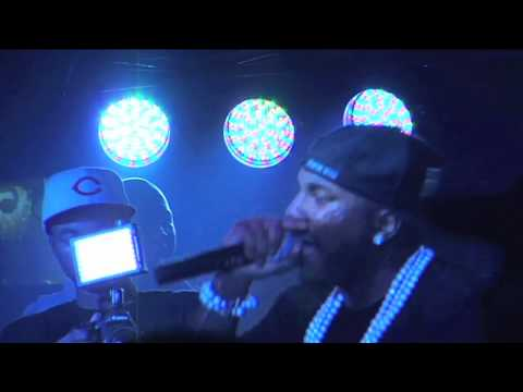 Young Jeezy's LIVE at The Circle!