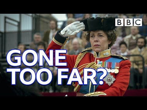 Is The Crown's portrayal of the Royal family unfair? - Question Time - BBC