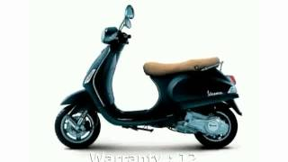 4. 2005 Vespa LX 150 Features & Specification