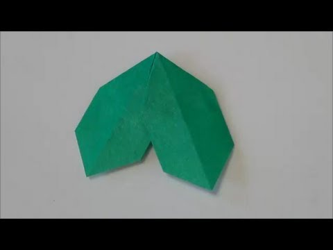 Plant Tutorial - 007 -- Leaf of Holly
