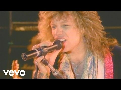 Bon Jovi – In And Out Of Love