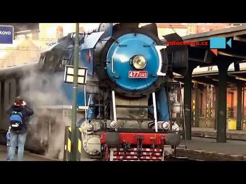 Parní lokomotiva
