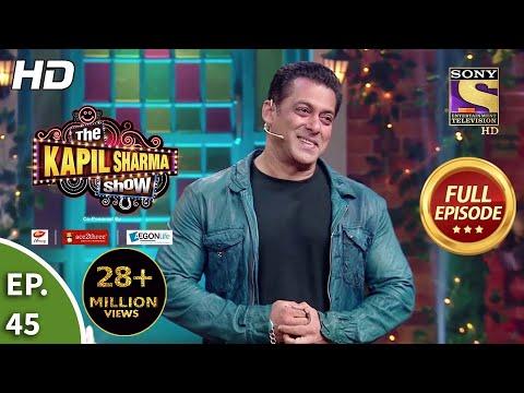 The Kapil Sharma Show Season 2-दी कपिल शर्मा शो सीज़न2-Ep 45 -Fun With Salman & Katrina-1st June,2019