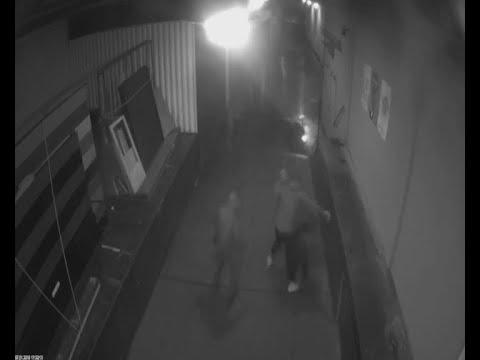 Angriff auf AFD-Politiker Frank Magnitz: Mit diesem Überwachungsvideo sucht die Polizei nach den Tätern