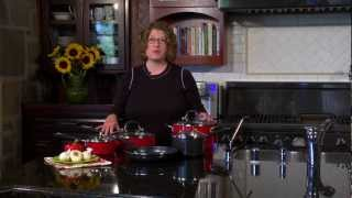 Advantage® Nonstick Aluminum Cookware (9 Piece Set) Demo Video Icon
