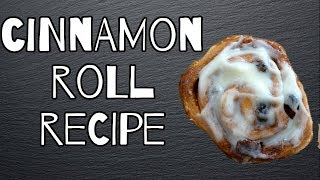 CINNAMON ROLLS RECIPE by  My Virgin Kitchen