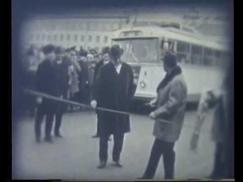 Як запускали перший тролейбус у Рівному [ВІДЕО]
