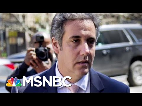 Ex-President Donald Trump Lawyer Michael Cohen Continues Meeting With Feds | The Last Word | MSNBC