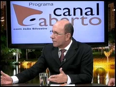 Entrevista do presidente Eduardo no programa Canal Aberto