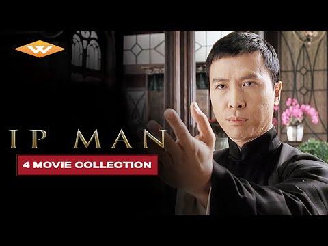 IP MAN 4-Movie Collection (2020) | Ip Man 1 | Donnie Yen Martial Arts Movie