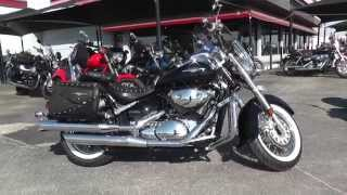 3. 101207 - 2007 Suzuki Boulevard C50T VL800T - Used Motorcycle For Sale