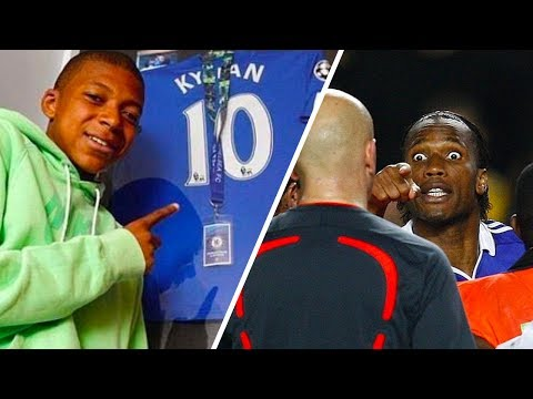 Drogba just paid his debt for what he did to a young Mbappé in 2009   Oh My Goal