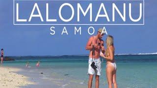 Lalomanu Samoa  city pictures gallery : Flight Night Samoa Segment | Lalomanu - Samoa
