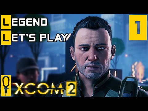 XCOM 2 - Part 1 - First Class Of XCOM 2! - Let's Play - XCOM 2 Gameplay [Legend Ironman]