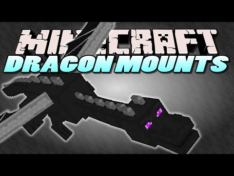 mods - The dragon mounts mod enables you to tame and ride dragons! CAN WE GET 300 LIKES? :D ▻ SUBSCRIBE to become a Wippling :: http://bit.ly/1imFwt4 ▻ Check out mo...