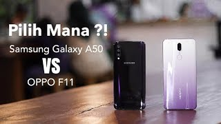 Download Video OPPO F11 vs SAMSUNG GALAXY A50 - Adu HP Mewah Harga Menengah MP3 3GP MP4