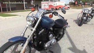 4. Used 2005 Harley Davidson Sportster 1200 Custom for sale Crestview