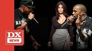 Kanye West Splits From Tidal & Kim Kardashian Isn't Happy With JAY-Z Over 4:44