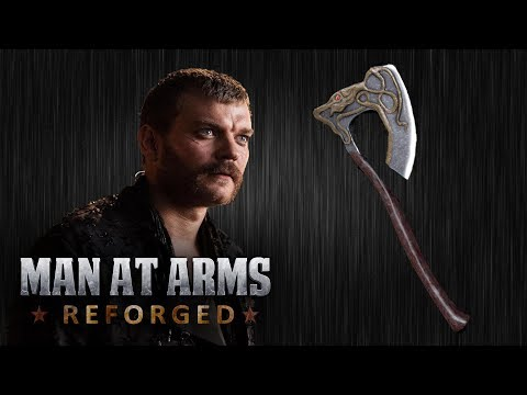 Euron Greyjoy s Axe Game of Thrones in Real