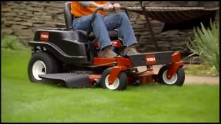 4. TimeCutter® SS Zero Turn Mower | Cyril Johnston