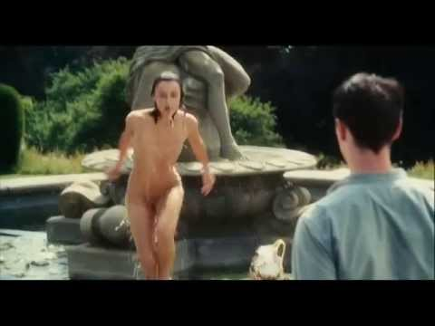 Keira Knightley Wet in Slow Motion