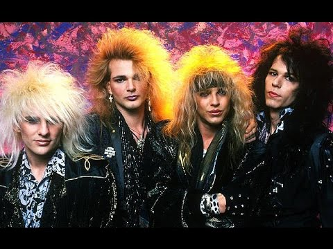80s hair metal riffs