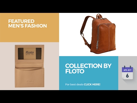 Collection By Floto Featured Men's Fashion