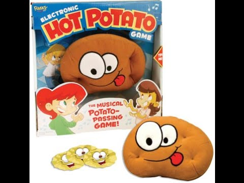 Electronic Hot Potato Game from Alex Brands