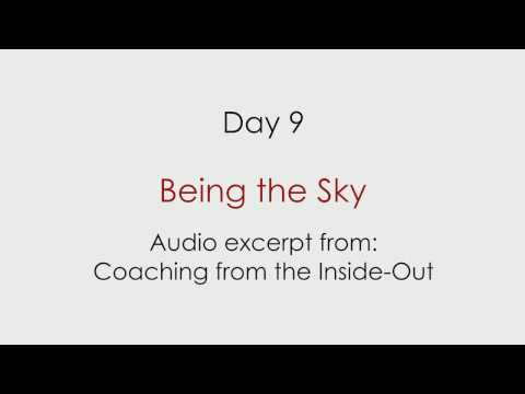 Day 9 – Being the Sky