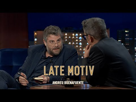LATE MOTIV - Raúl Cimas: cuando se le acaban los chistes hace pausas   #LateMotiv427