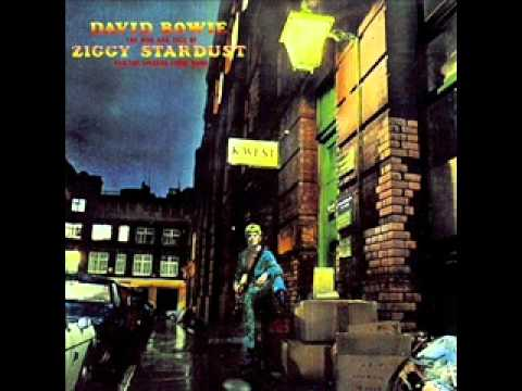 Lady Stardust (1972) (Song) by David Bowie
