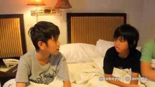 Video Coboy Junior Special Behind The Stage - Kendari Trip MP3, 3GP, MP4, WEBM, AVI, FLV September 2018