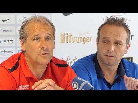 Spannung vor dem Pokalfinale zwischen SVE und FCS