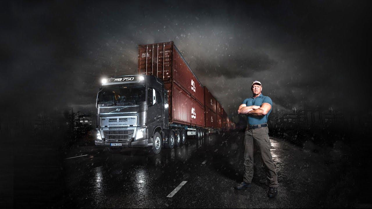 Volvo Trucks vs 750 Tonnes: An extreme heavy haulage challenge