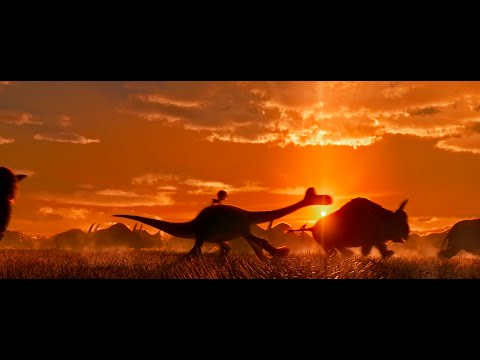 The Good Dinosaur (TV Spot 'Walk Together')