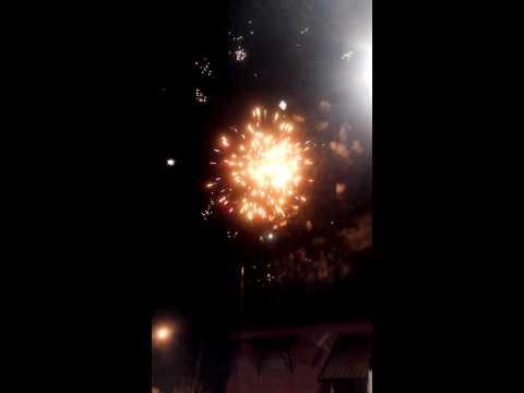 Ano novo 2014 em Nova Independência