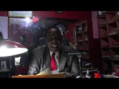 COTE D'IVOIRE: GBADJE FESTIVAL - INTERVIEW DU CADRE GNACABI DE BERNARD DE BAROUHIO