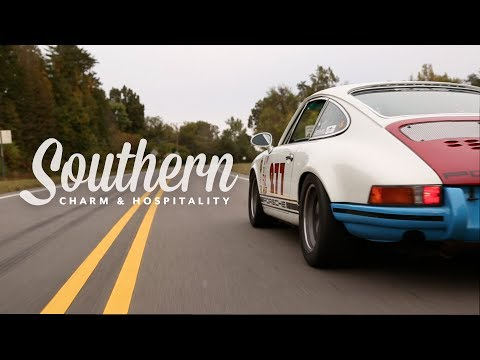 0 Southern Comforts of Home: Magnus Walker Tours Dixieland in His '71 Porsche 911T [Video]