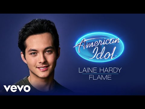 Laine Hardy - Flame (Audio Only)