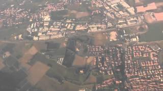 Orio al Serio Italy  city photos gallery : Aerial views from Lake Maggiore to landing at Bergamo / Orio al Serio Airport - 15th October, 2011