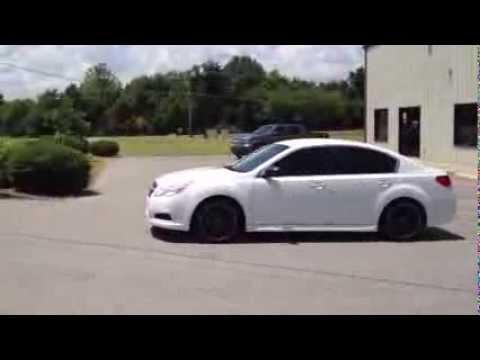 18 inch MSR wheels on 2013 Subaru Legacy