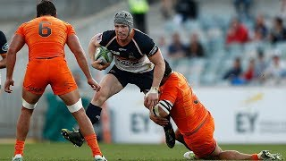 Brumbies v Jaguares Rd.10 2018 Super rugby video highlights