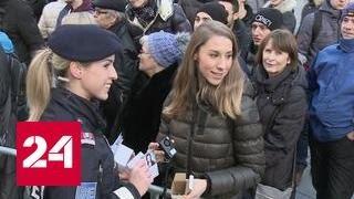 Полиция Вены ищет мигрантов, пристававших к женщинам в новогоднюю ночь