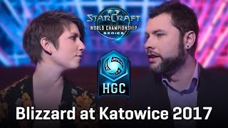 Blizzard at Katowice 2017 – Day 3 Highlights, Blizzard Entertainment, World of Warcraft