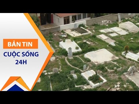 Người tị nạn Syria chết không có chỗ chôn | VTC1 - Thời lượng: 100 giây.
