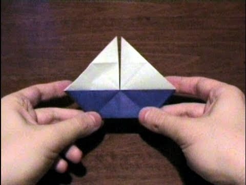 Boat Tutorial - 038 -- Sailboat